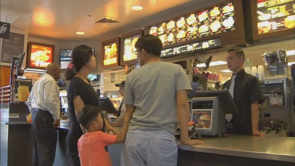 McDonald's to launch mobile order-and-pay app next year