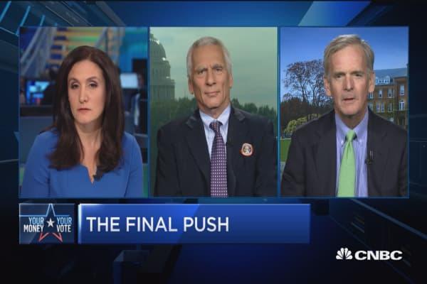 Senate as critical as presidency: Judd Gregg
