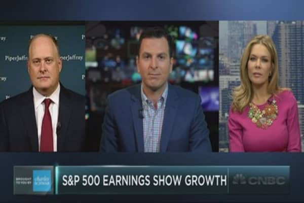 Earnings could be a bright spot for stocks