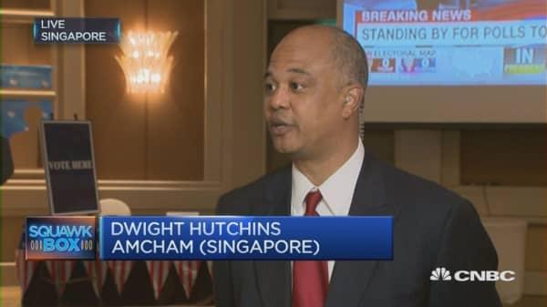 'We've got some work to do' on TPP: Amcham Singapore