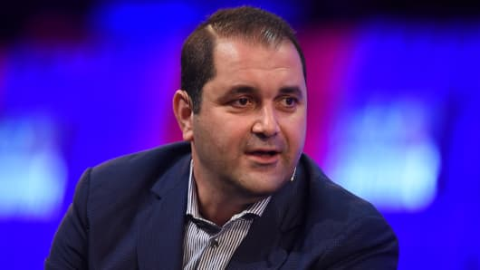 Shervin Pishevar, Co-Founder & Co-CEO, Sherpa Ventures.