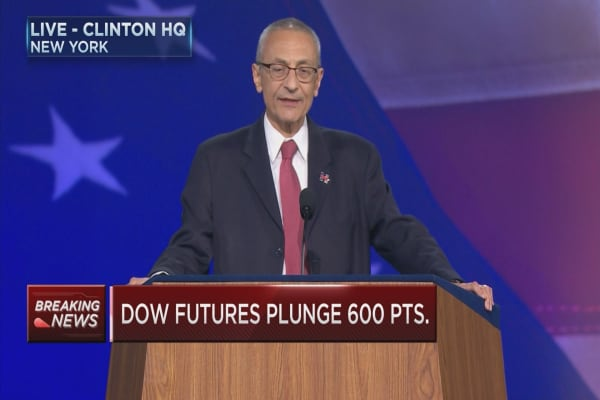 Podesta: Clinton is not done yet