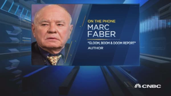 Trump will be much better president for world peace: Marc Faber