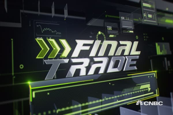 Your first trade for Wednesday, November 9