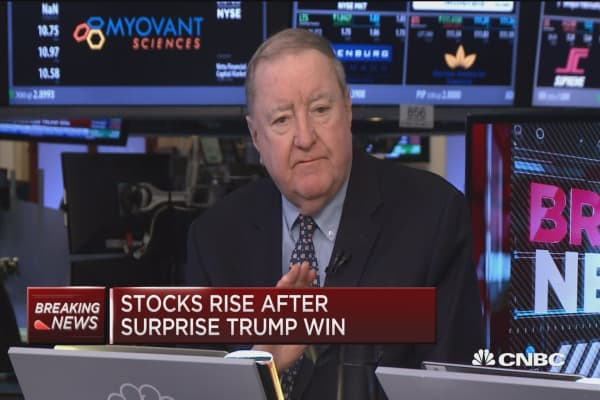 Cashin: I'm kind of satisfied with the rally