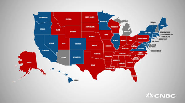 A state-by-state look at how Donald Trump won the presidency
