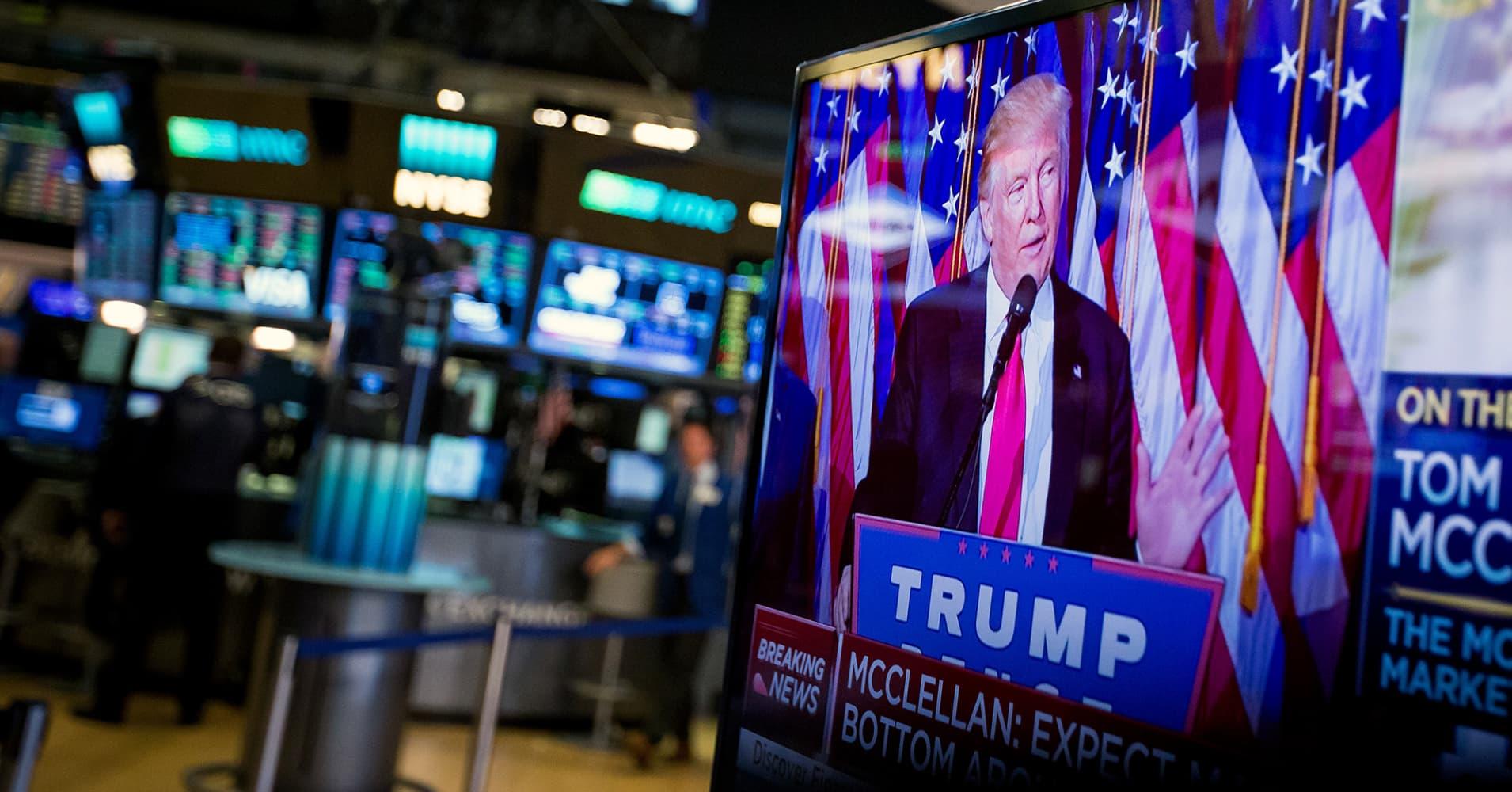 markets asia nasdaq stocks europe trump