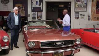 Jay Leno S Garage Home Cnbc Prime