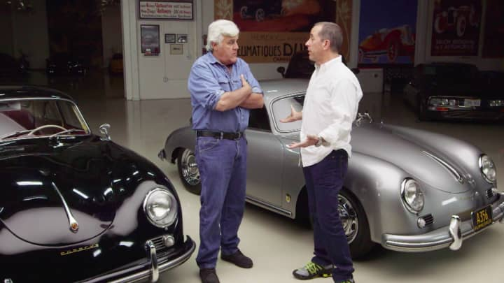 Jay Leno S Garage Original Amp Unrestored Gallery