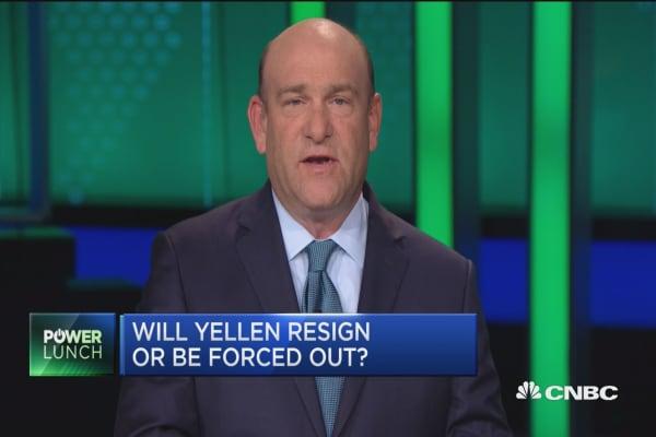 Should Yellen resign?