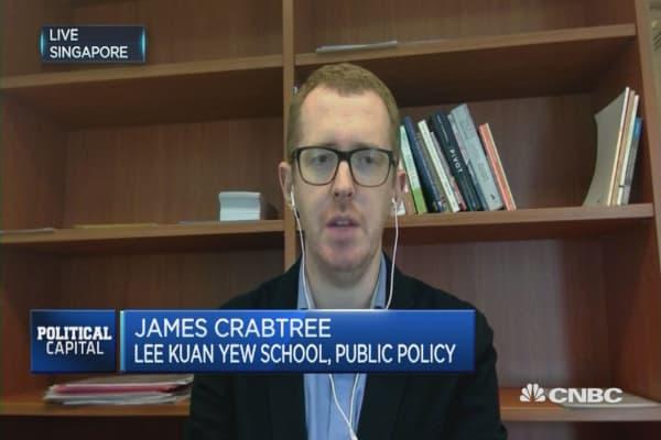 Trump unlikely to rip up NAFTA: Academic