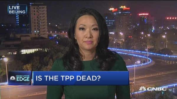 Executive Edge: Is TPP dead?