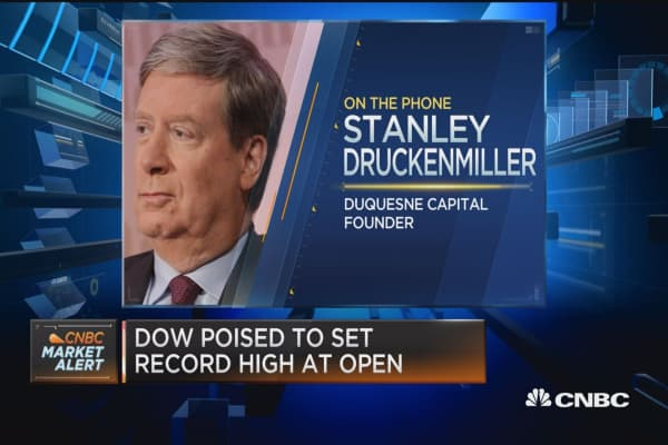 Druckenmiller: Optimistic about the future