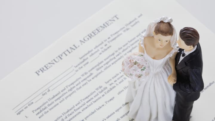 Heres How To Bulletproof Your Prenuptial Agreement