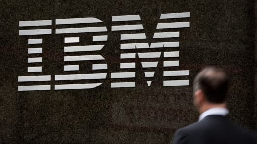 Morgan stanley ibm stock options