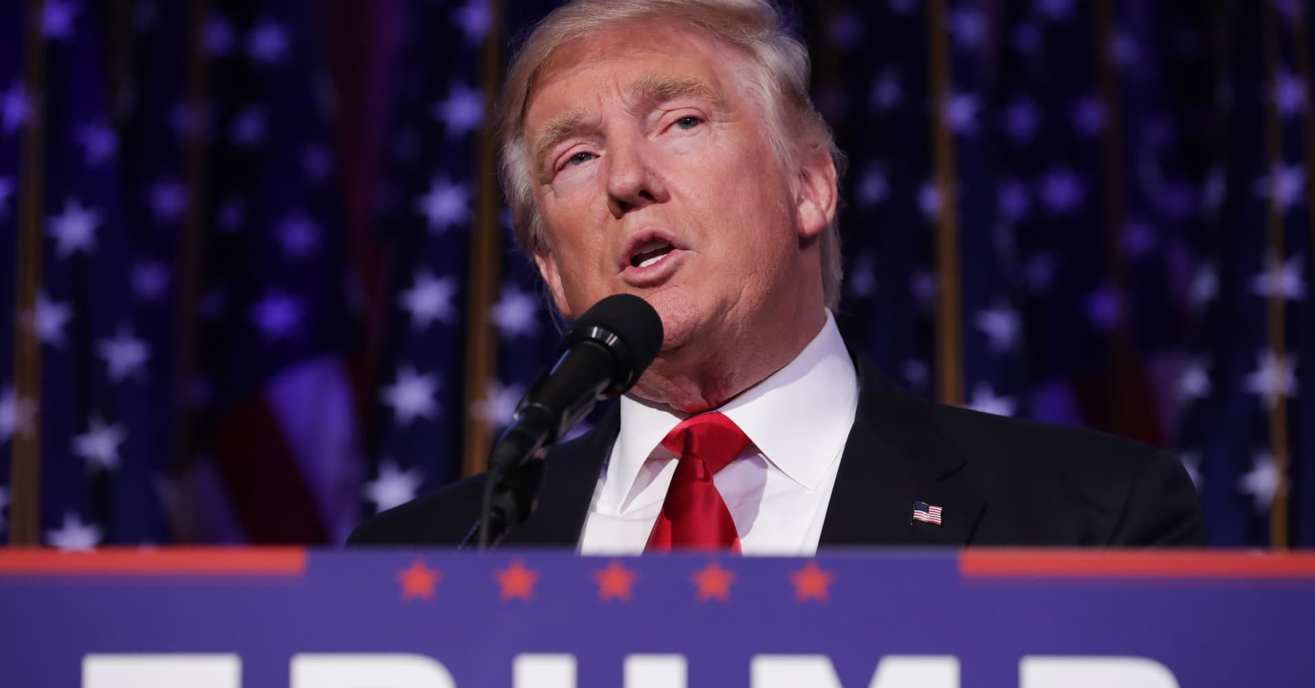 Research indicates there has been a drop in worker productivity and other consequences following the election of Donald Trump. Therapists refer to this as Trump Anxiety Disorder.