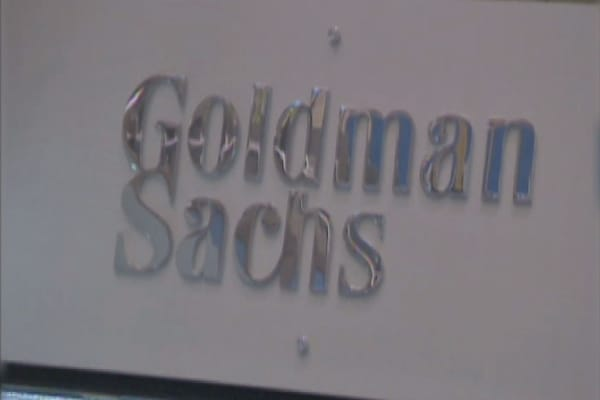 Goldman Sachs mulling a move to Germany over Brexit