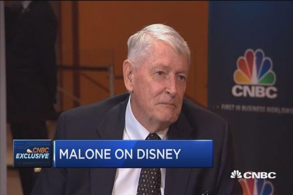 Malone: I see split of Disney, ESPN spun off