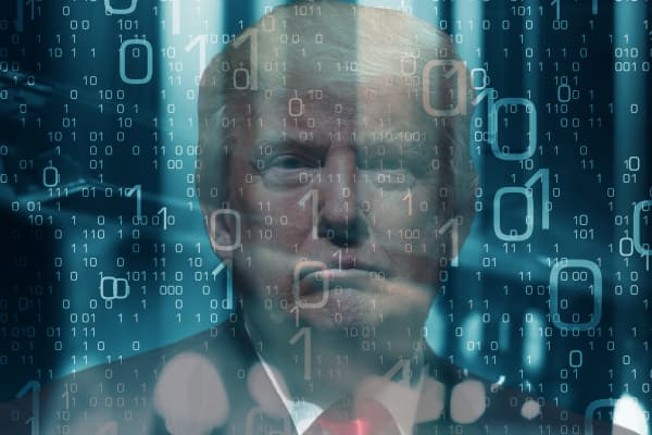 Donald Trump Silicon Valley Firewall