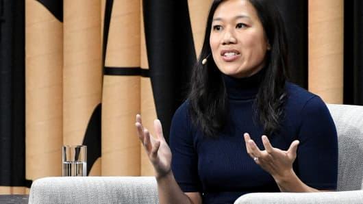 Co-founder of the Chan Zuckerberg Initiative, Priscilla Chan