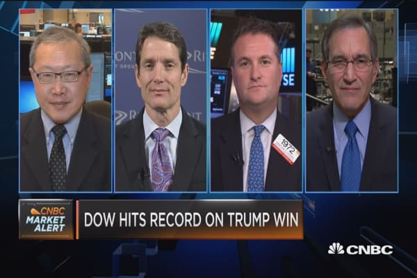 Closing Bell Exchange: Dow nearing 19K