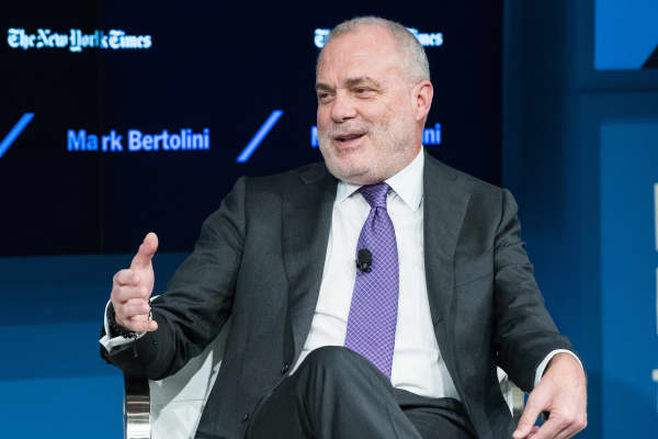 Mark Bertolini, Aetna chairman and CEO