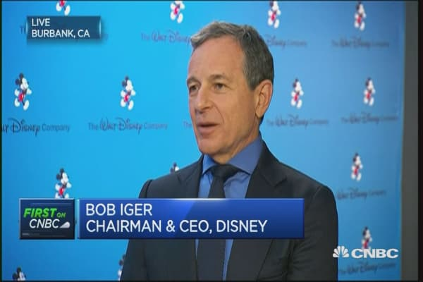 iger interview