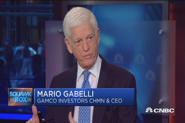 Gabelli: Markets are adjusting to Trump