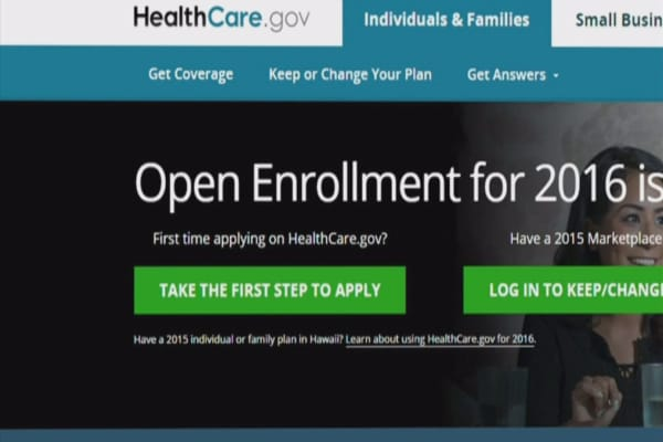 Trump's vow to kill Obamacare fueling concerns