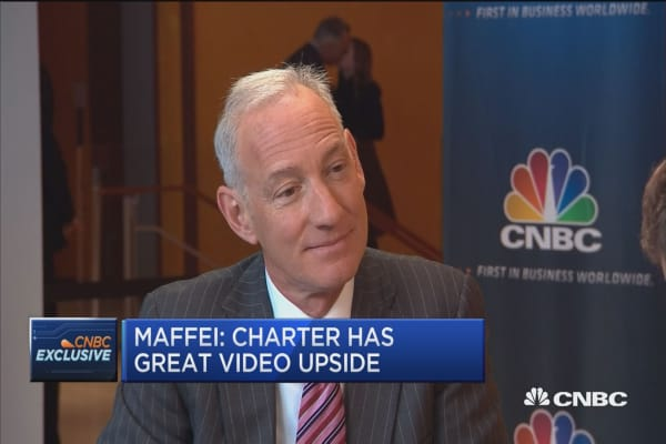 Maffei: Trump presidency will be pro-business