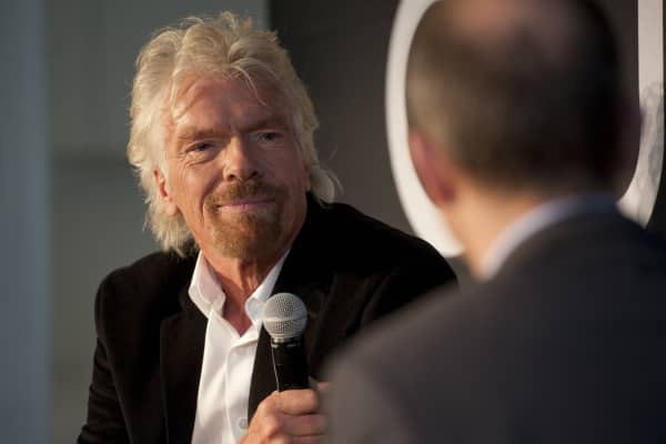 Richard Branson speaks with Kevin J. Delaney, editor in chief and co-founder of Quartz.