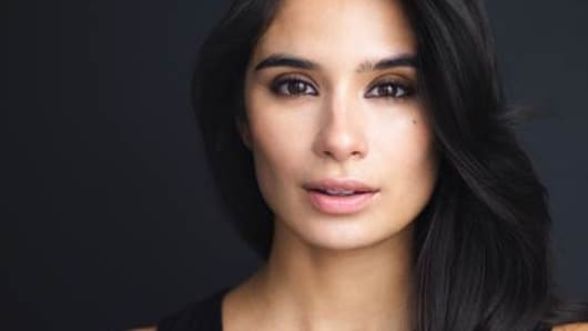 "Diane Guerrero, star of ""Orange Is the New Black"""