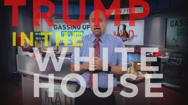 Cramer Remix: What the market is telling us about Trump's presidency
