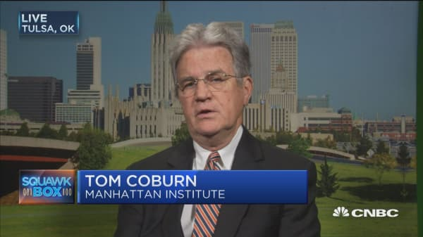 Nothing 'affordable' in Affordable Care Act: Tom Coburn