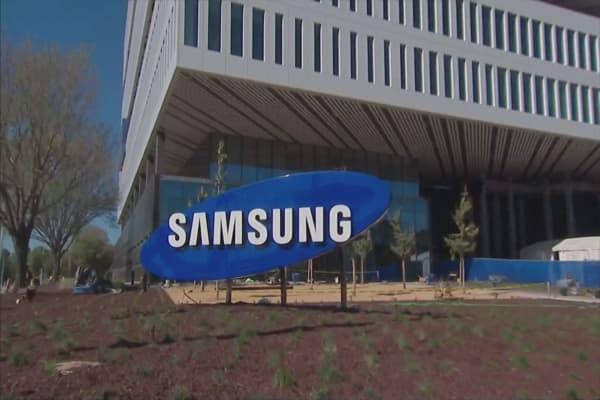 Samsung to buy Harman for $8B