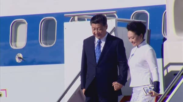 China's president ready to work with Donald Trump