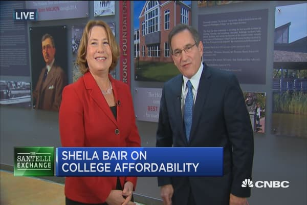 Sheila Bair on America's fiscal health
