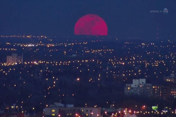 Supermoon getting extra close to Earth tonight