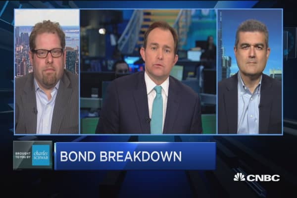 Trading Nation: Bond breakdown