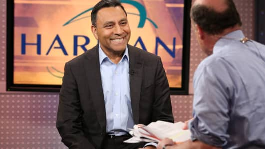 Dinesh Paliwal, Harman International CEO