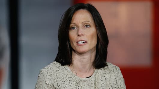 President and Chief Operating Officer of Nasdaq, Adena Friedman named new CEO replacing Bob Greifeld who will become the chairman.