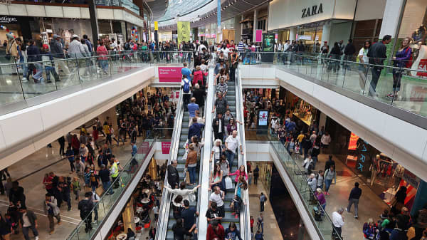 Due to the surge in e-commerce, industrial and storage properties trade at about the value of their underlying assets. Malls and shopping centers are trading at double-digit discounts to their NAVs.