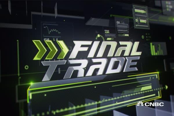 Final Trade: TWX, AMZN & more