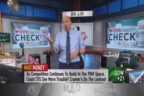 Cramer uncovers what is really ailing CVS Health