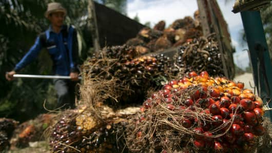 Palm oil may get a boost from falling emerging markets currencies.