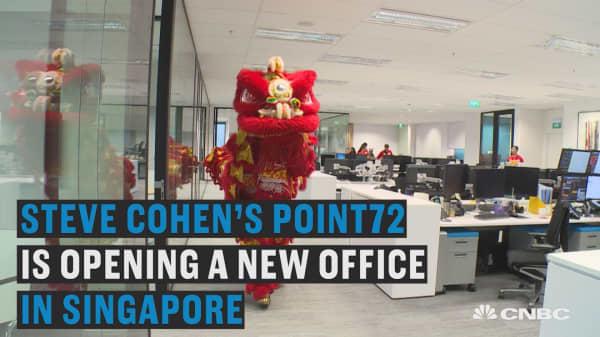 Steve Cohen's Point72 eyes Asia expansion