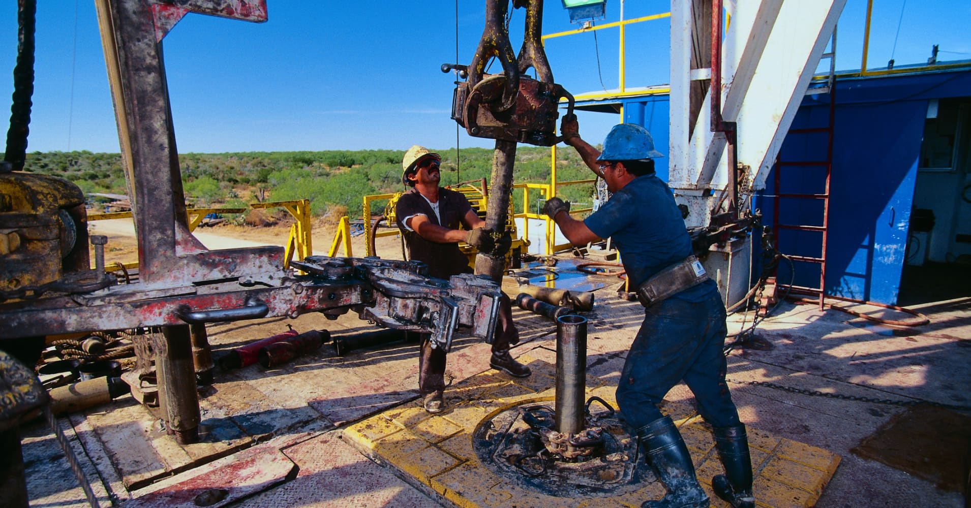Layoffs: Oil-field workers get no relief as the energy