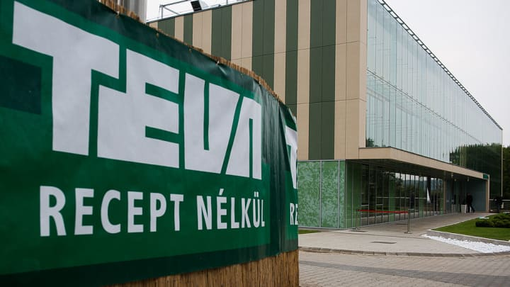 Teva Pharmaceutical shares surge after announcing global opioid settlement