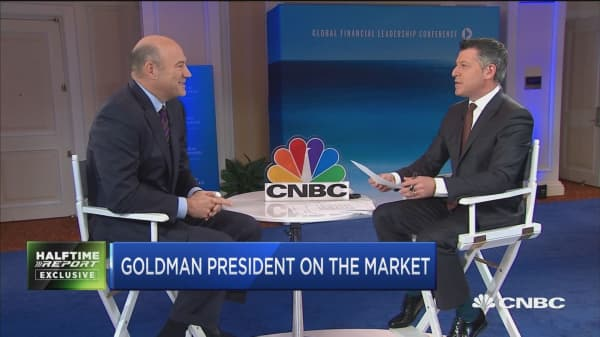 Cohn: Trump's win was not that shocking