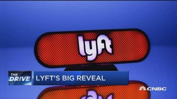 Lyft's big reveal